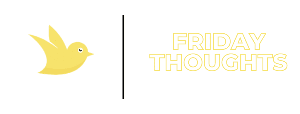 Friday thoughts logo